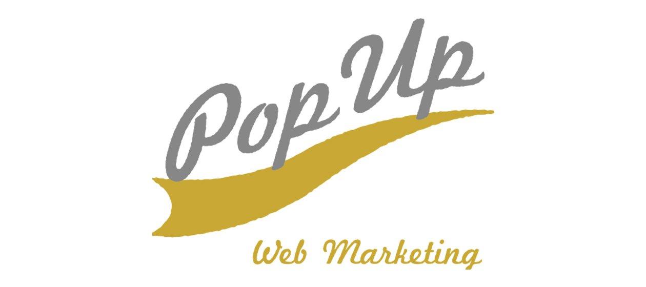 pagina aziendale popup comunicazione