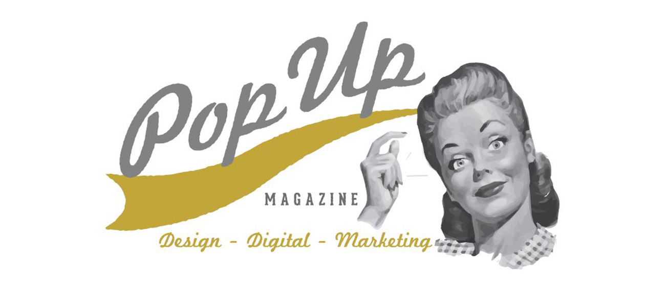 pagina aziendale popup magazine