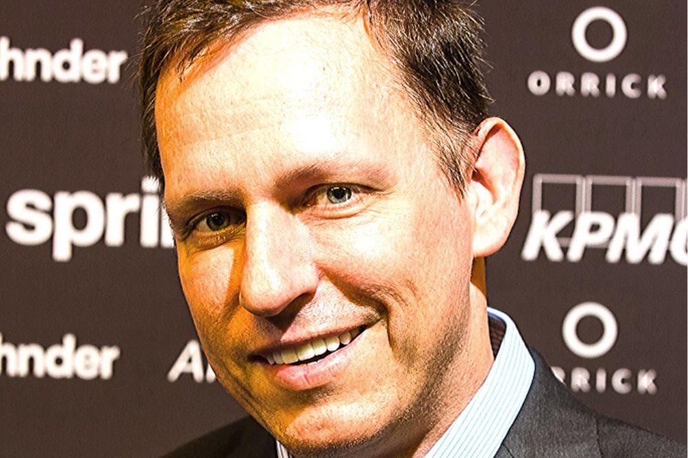 Peter Thiel: biografia del co-founder di PayPal