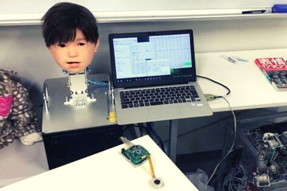 AI: il bimbo robot che sente dolore